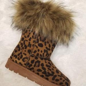 Smitten Faux Fur Boots