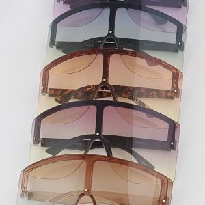 CityGirl Curved Shield Sunglasses
